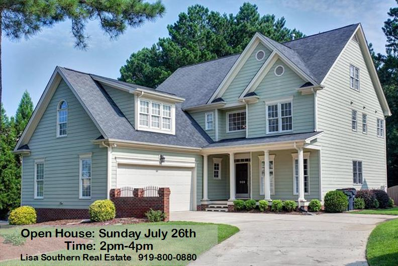 209 Lansbrooke Ln. Open House