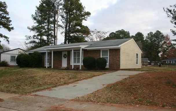 3001 Snowberry Rd. Side View