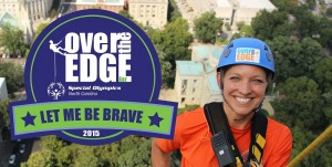 Over the Edge Raleigh 2015